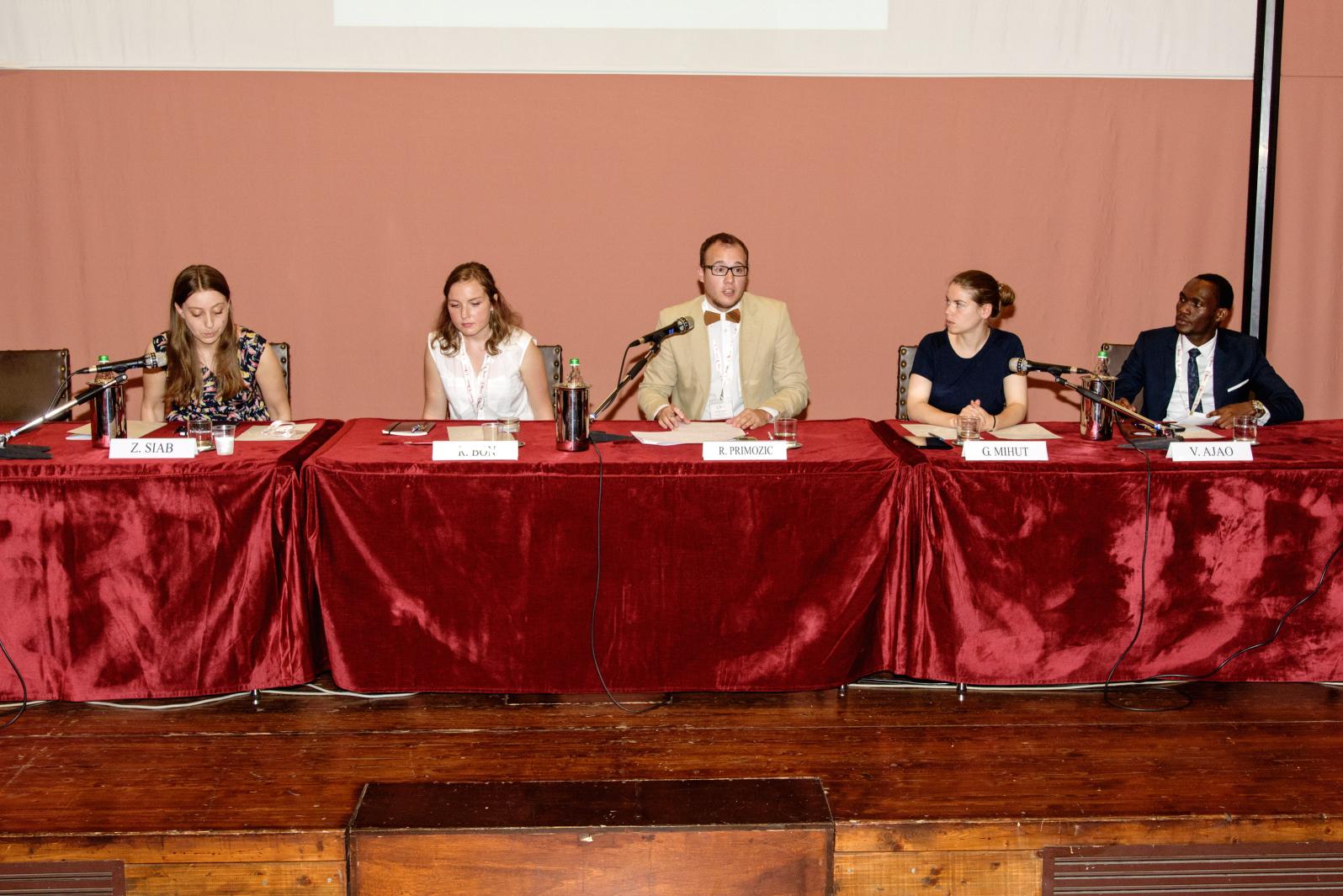 Magna Charta Universitatum, Session 2.