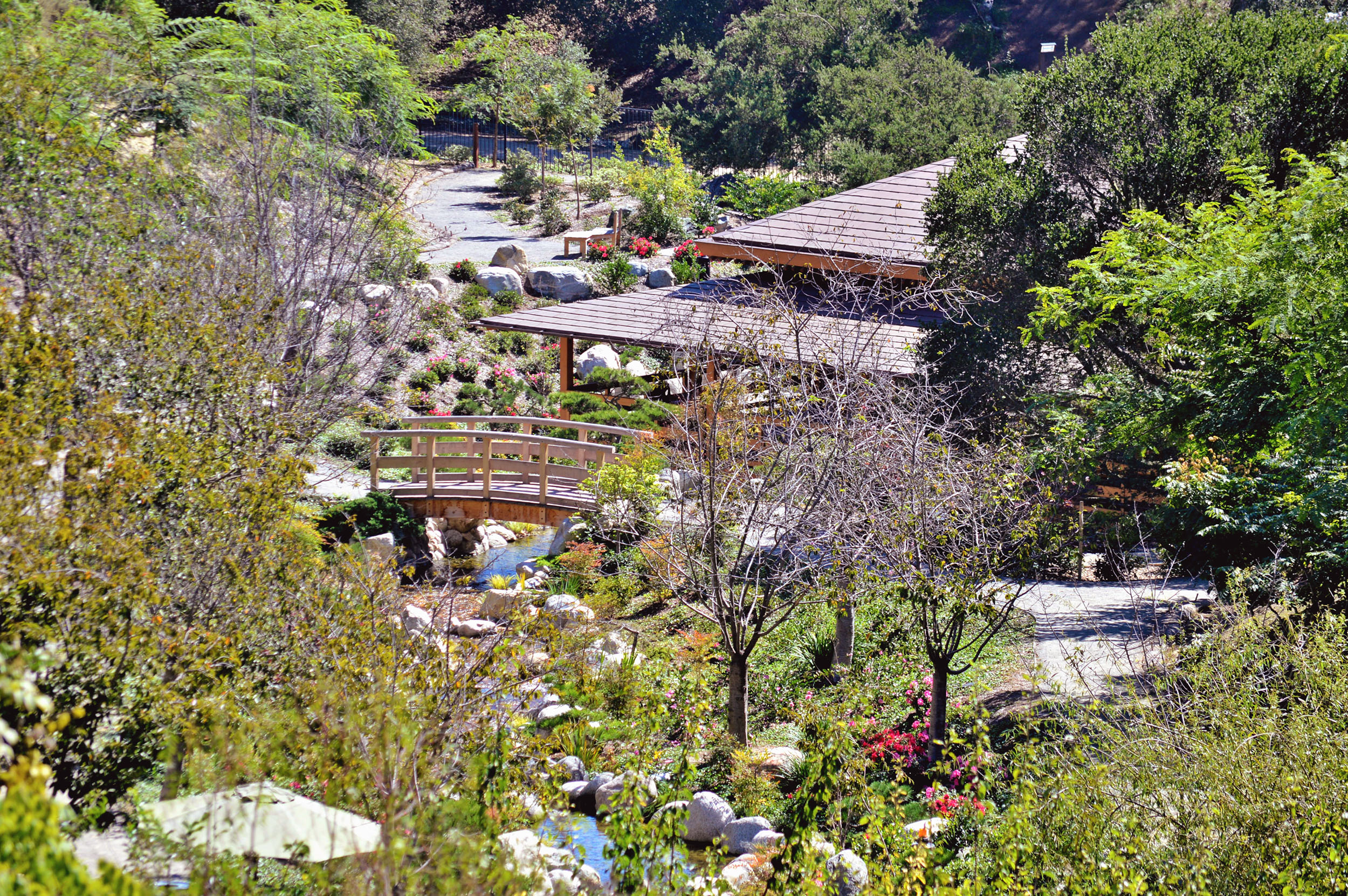 Japanese Friendship Garden, Balboa Park (San Diego).