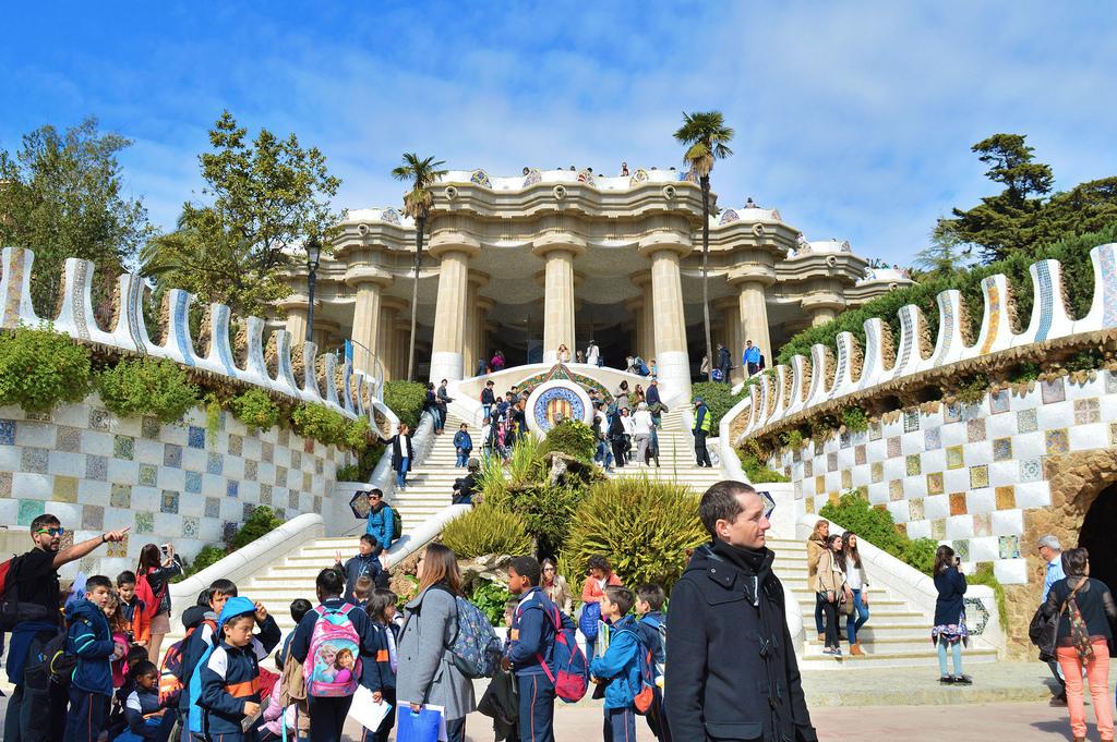 Park Guëll, Barcelona.