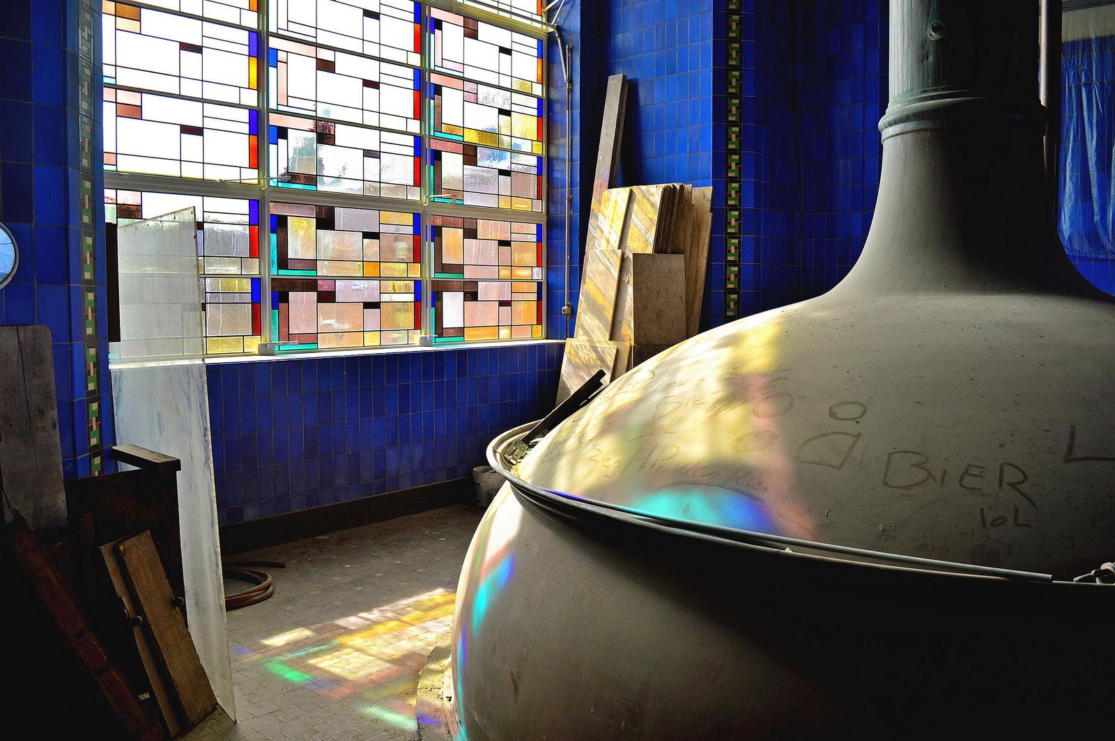 Brewery De Drie Hoefijzers in Breda (the Netherlands).