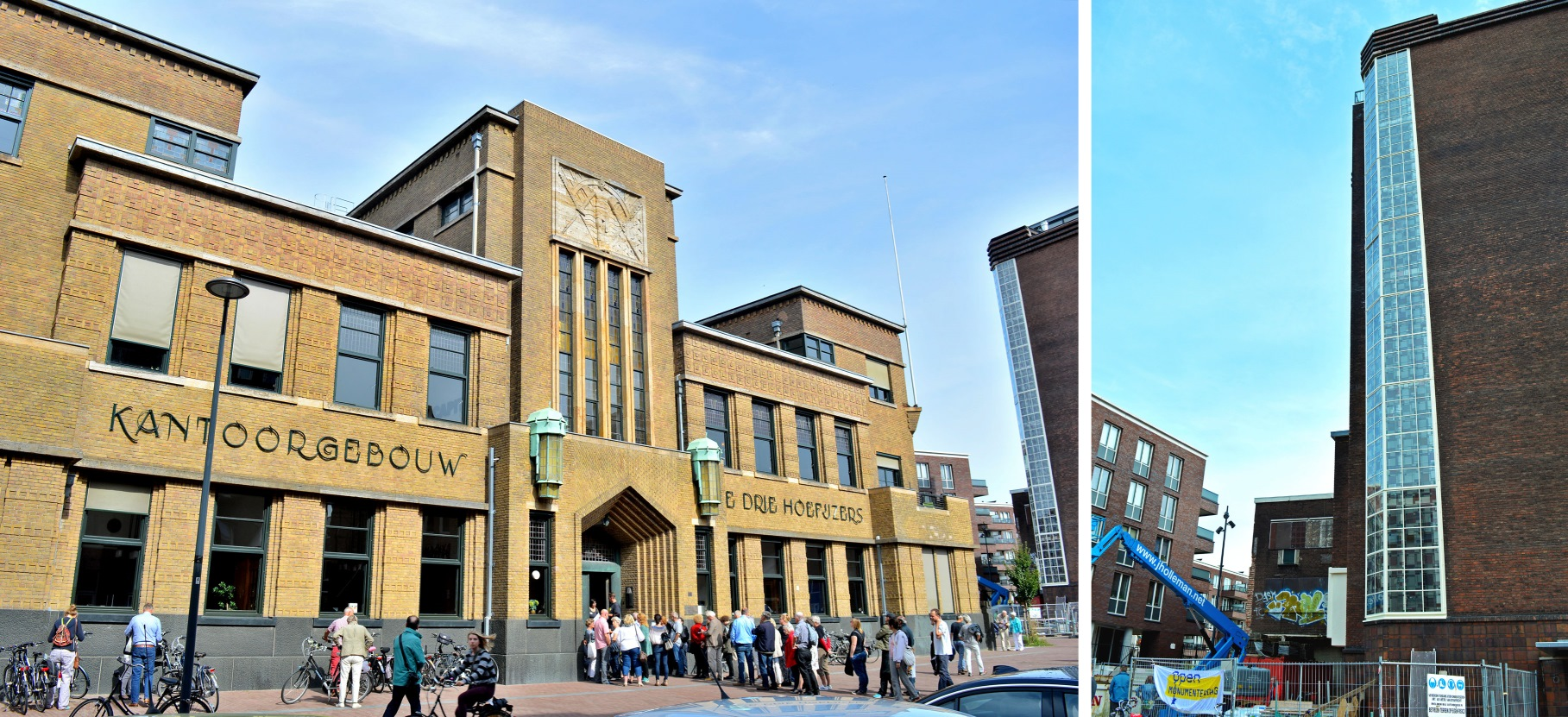 De Drie Hoefijzers (Breda)