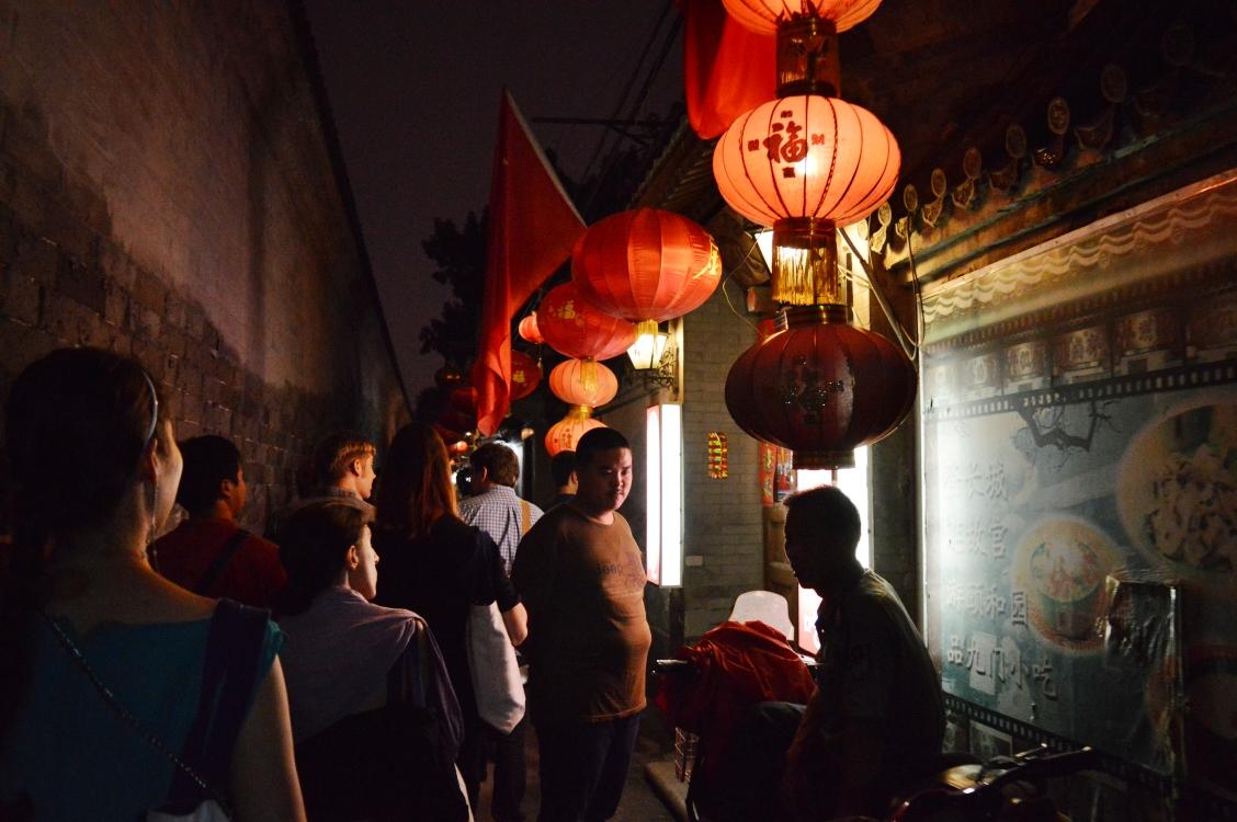 Hutong Tour, Beijing.