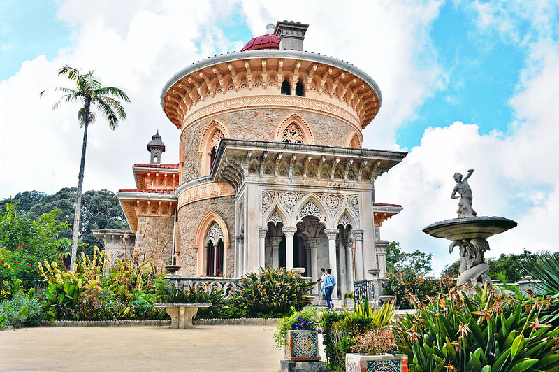 The story behind the Monserrate Palace