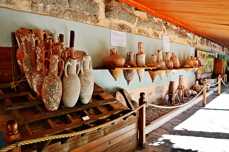 Ancient history in Bodrum