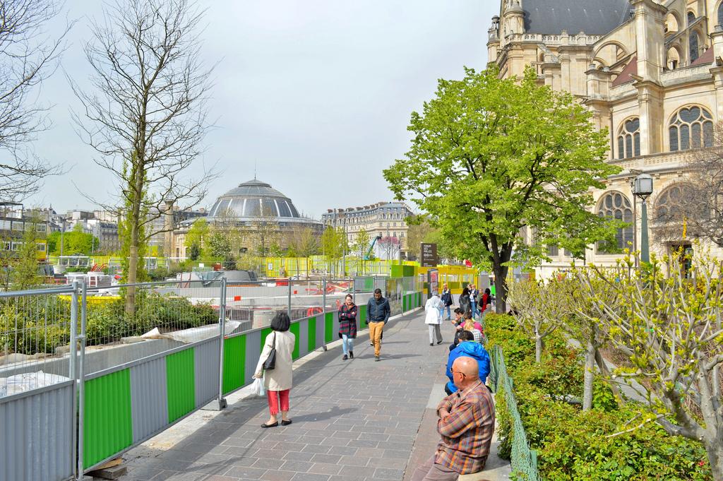 Paris of the Future