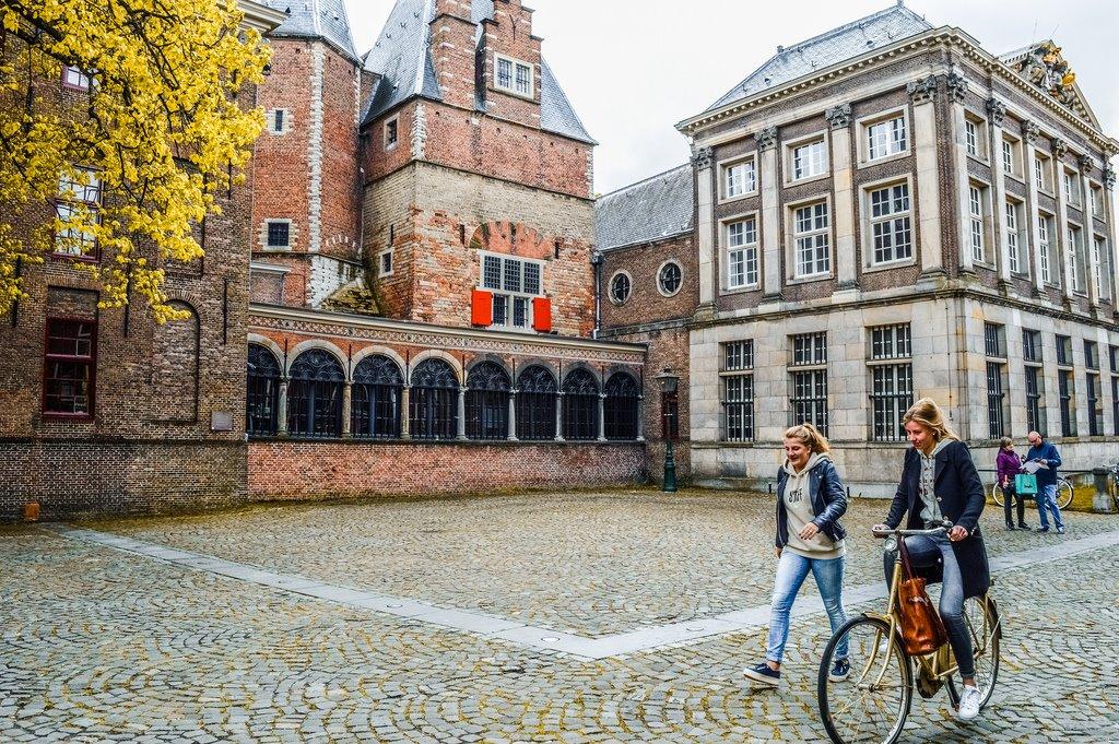 Gravensteen in Leiden